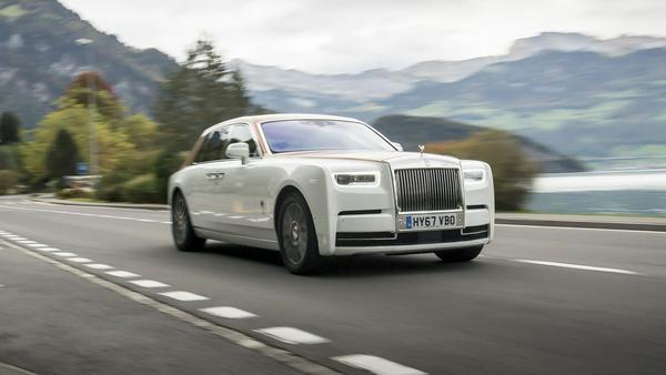 Ultimatives Luxusfahrzeug: der neue Rolls-Royce Phantom