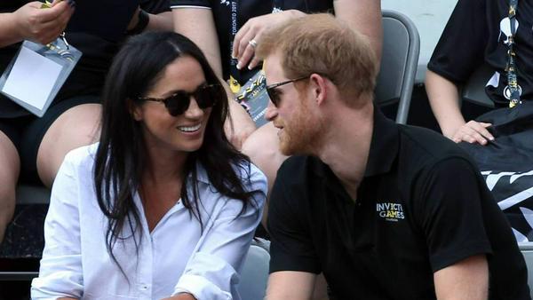 Meghan Markle und Prinz Harry: Er soll schon längst um ihre Hand angehalten haben