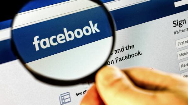 Facebook ist ein beliebtes soziales Netzwerk