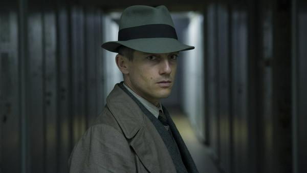 "Volker Bruch alias Gereon Rath in ""Babylon Berlin"""