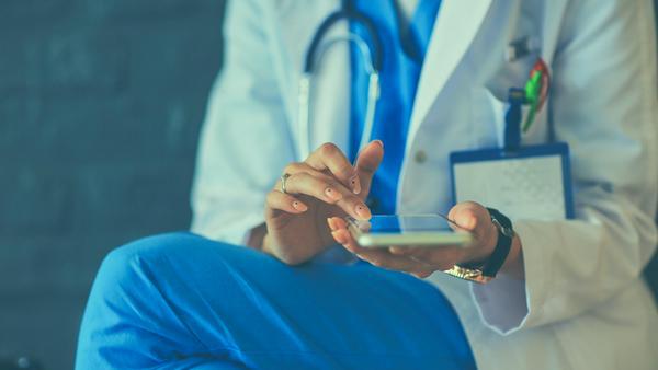 Können Gesundheits-Apps womöglich einen echten Arzt ersetzen?