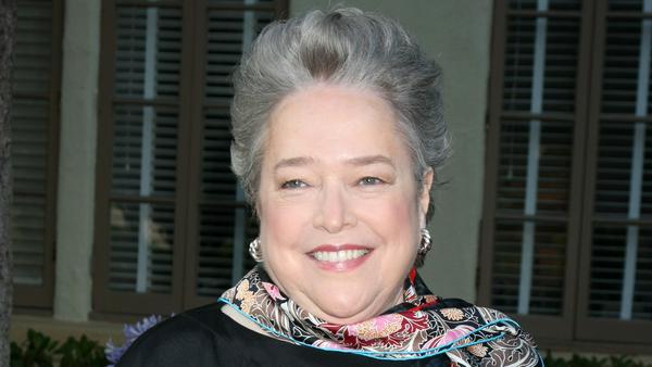 Auch sie wählte die Alternative OP: Kathy Bates