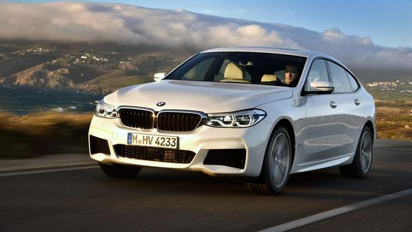 Deutlich schlanker als der Vorgänger: BMW 6er Gran Turismo