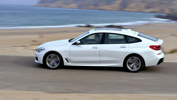 Auch beim 6er GT setzt BMW auf Dieselmotoren