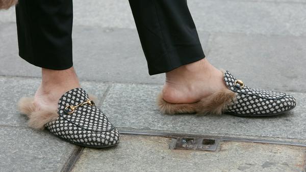 Gucci-Schuhe mit Echtpelz gehören bald der Vergangenheit an