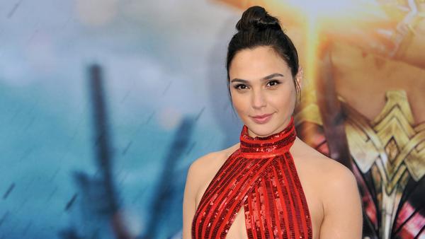 """Gal Gadot bei der Premiere von """"Wonder Woman"""""""