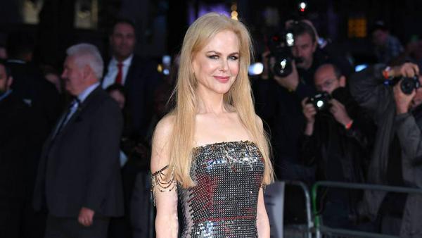 Dieses Kleid brachte Nicole Kidman zum Strahlen