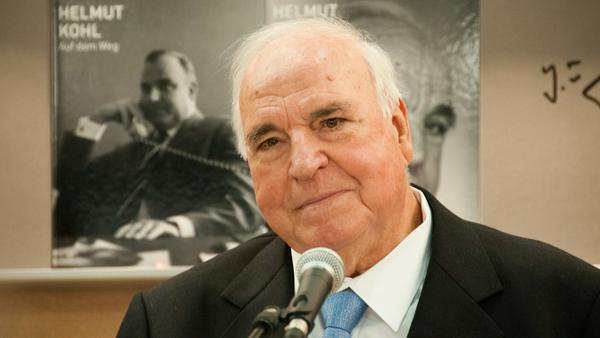 Helmut Kohl starb im Juni im Alter von 87 Jahren