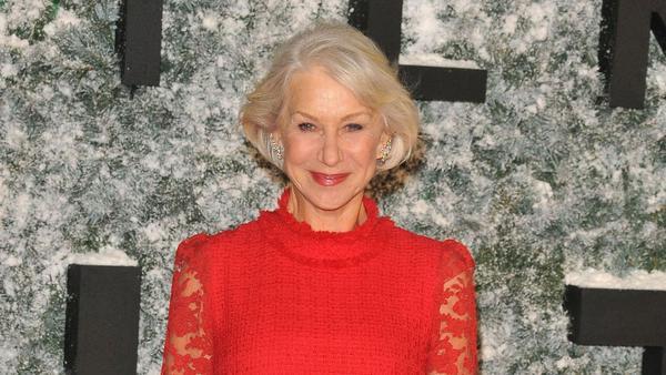 Schauspielerin Helen Mirren kann sich über eine weitere Auszeichnung freuen