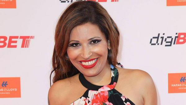 Patricia Blanco bei einer Veranstaltung