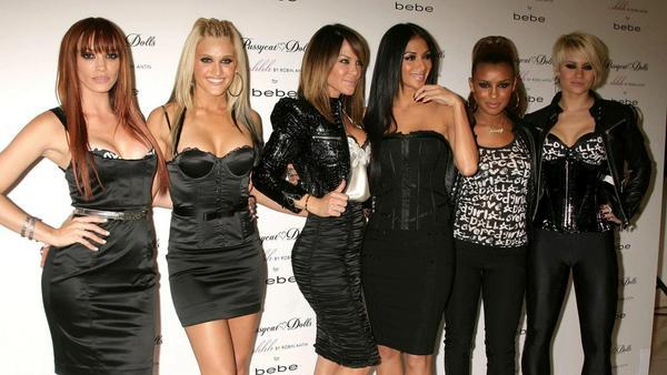 Traum- oder Alptraum-Leben? Die Pussycat Dolls bei einem Auftritt Anfang 2008