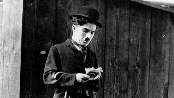 Charlie Chaplin war nicht nur lustig