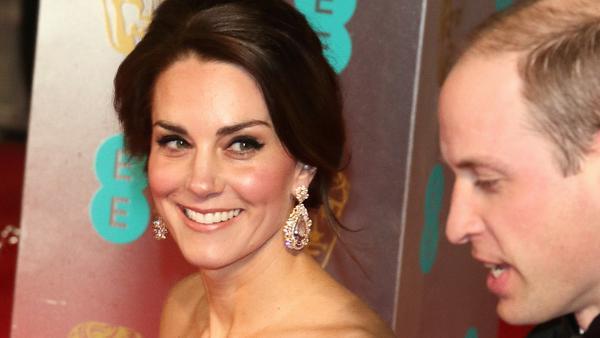 Herzogin Kate und Prinz William werden im April zum dritten Mal Eltern