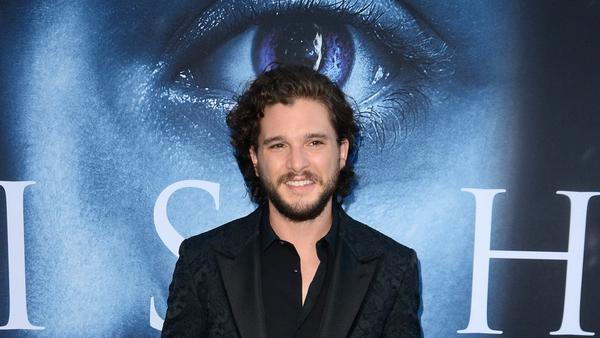 "Auch ohne ""Game of Thrones"" bester Dinge: Kit Harington"