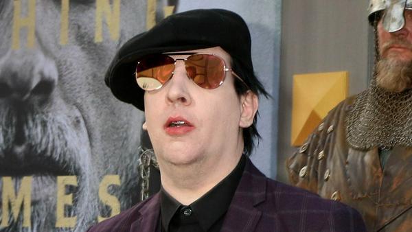 Er kann die Sticheleien nicht lassen: Schock-Rocker Marilyn Manson