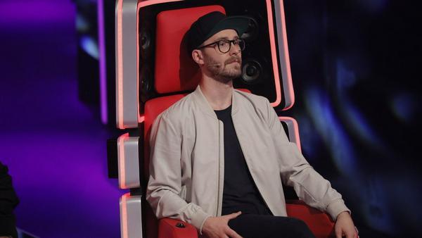"""Mark Forster kämpft mit seinen Kollegen um die """"The Voice""""-Talente"""
