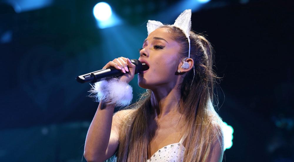 Ariana Grande musste ein Konzert in Vietnam absagen