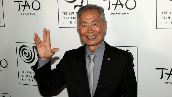 "Nun ist auch er Teil des Sex-Skandals in Hollywood: ""Star Trek""-Star George Takei"
