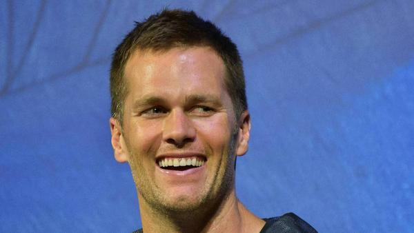 Kann nicht genug bekommen: Tom Brady