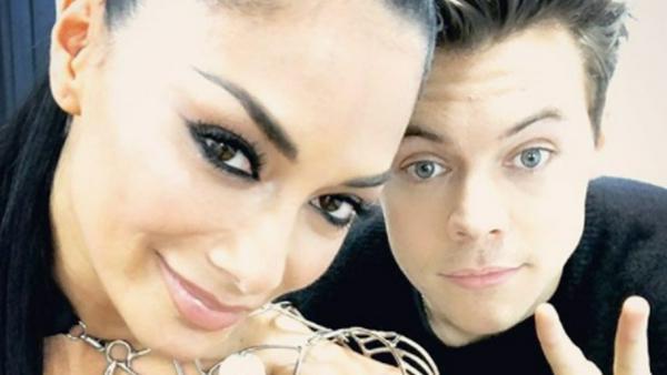 Nicole Scherzinger kennt Harry Styles noch von früher
