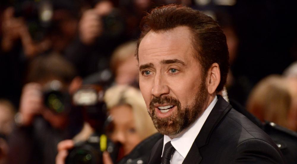 Nicolas Cage wird derzeit zum Internet-Phänomen