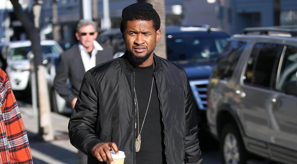 Das könnte schmutzig werden: Sänger Usher wird angeblich von einer Frau verklagt, mit der er Sex gehabt haben soll
