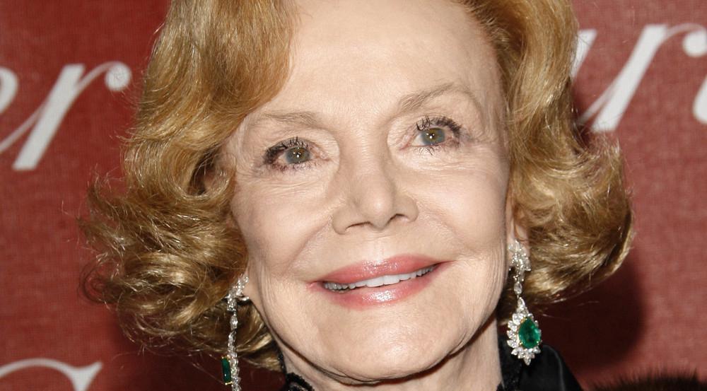 Barbara Sinatra im Januar 2012 beim Filmfestival von Palm Springs