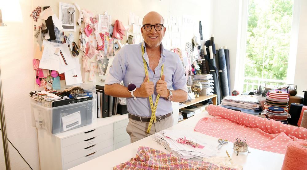 Thomas Rath ist mit Leib und Seele Modemacher