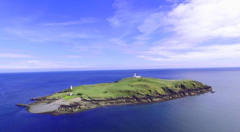 Little Ross Island ist ein Fleck Erde im Nirgendwo. Trotzdem stand die Insel schon einmal im Mittelpunkt der Aufmerksamkeit