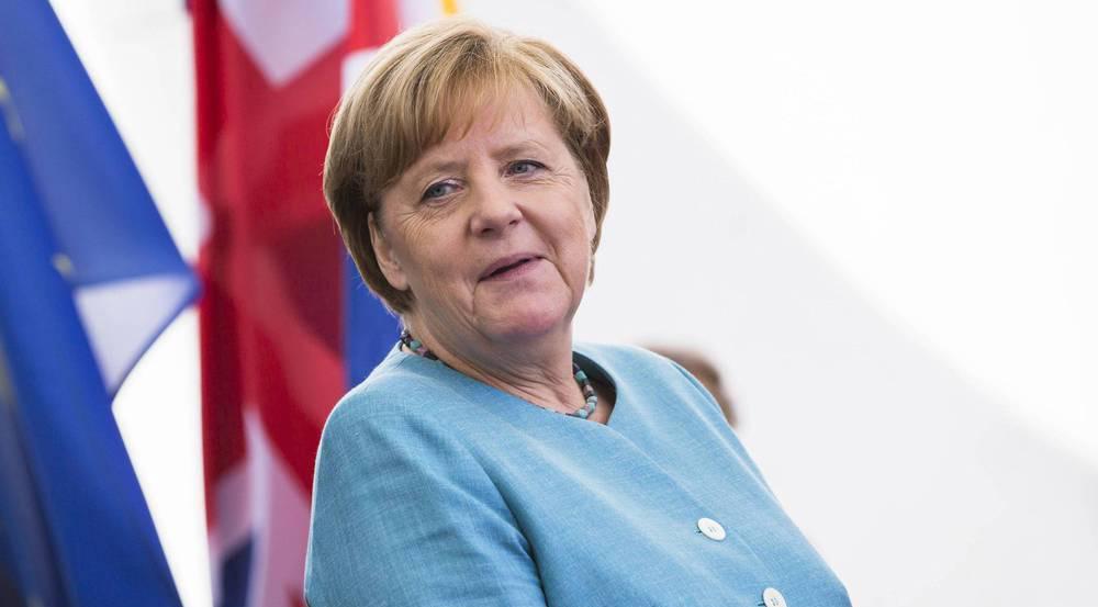 Muss sich mit vielen Fake News herumschlagen: Angela Merkel