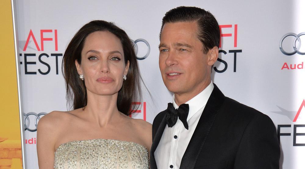 Hatten zusammen auch schon glücklichere Zeiten: Angelina Jolie und Brad Pitt