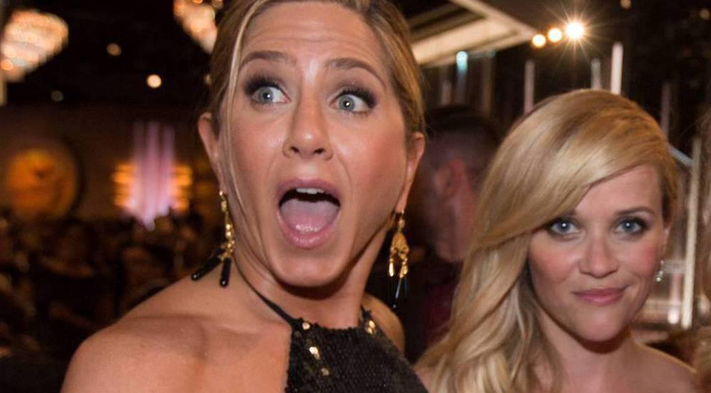 Jennifer Aniston und Reese Witherspoon drehen wieder zusammen