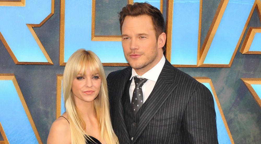 Anna Faris und Chris Pratt galten als eines von Hollywoods Traumpaaren