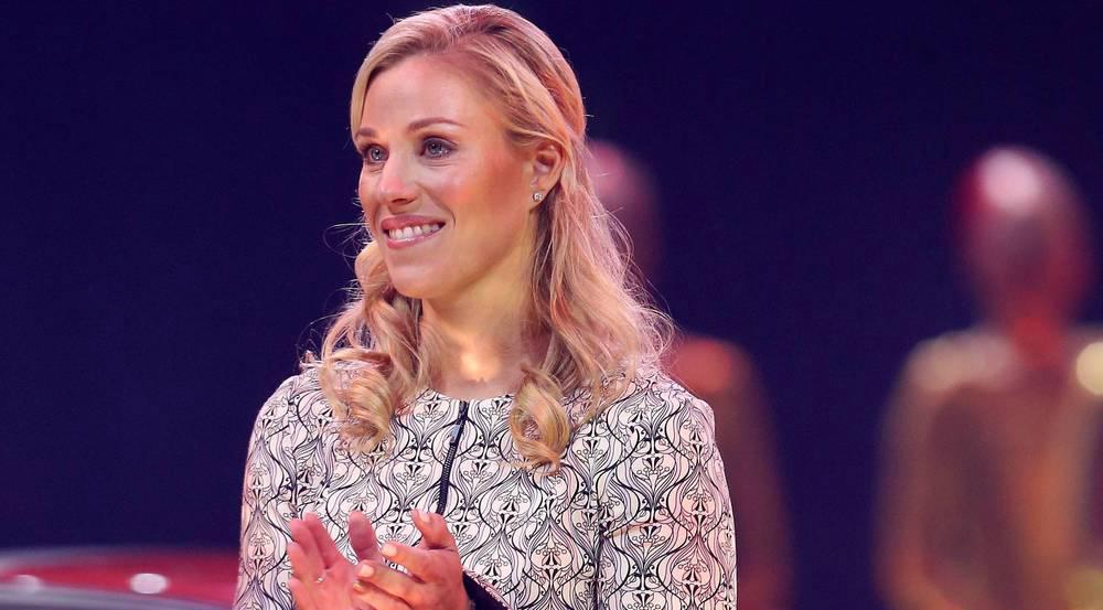 Angelique Kerber gelang mit ihrem Kleid der perfekte Spagat zwischen stylisch und sportlich