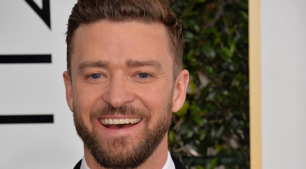 Bei so viel Lob kann Justin Timberlake bestimmt gar nicht mehr aufhören zu grinsen