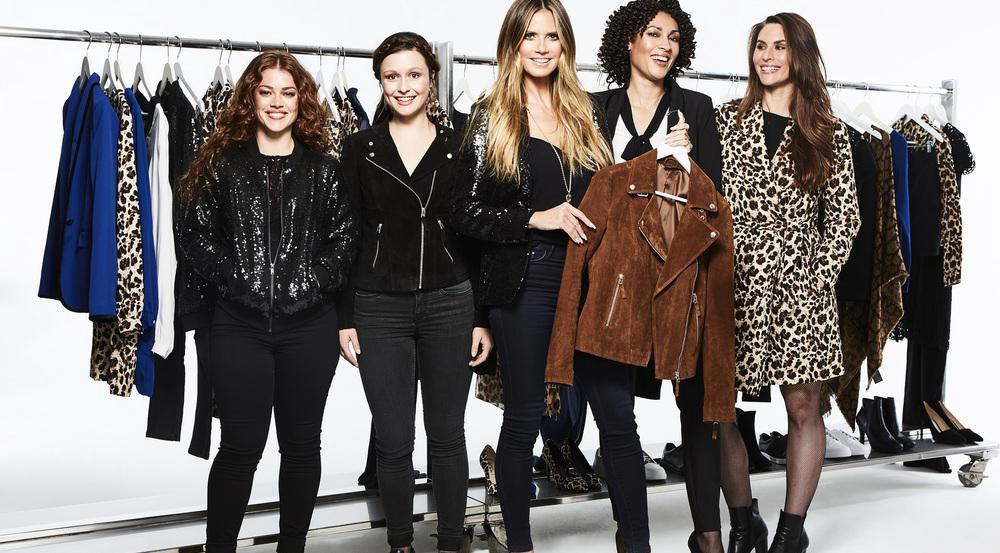 Heidi Klum präsentiert ihre Lidl-Kollektion im September auf der New York Fashion Week