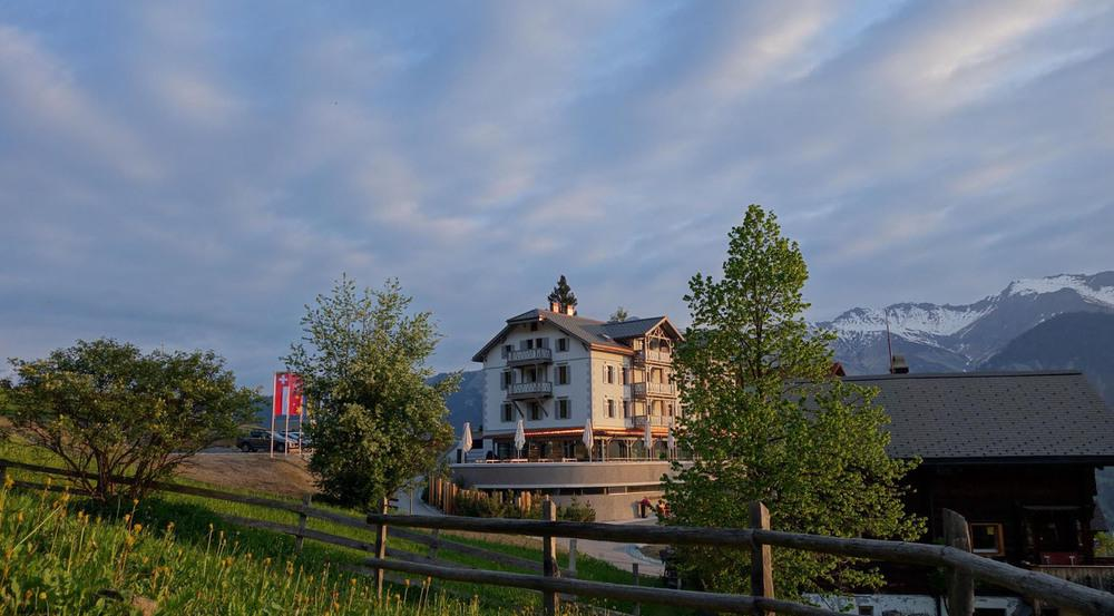 Boutique-Hotel Jahrgang 1897: The Alpina Mountain Resort