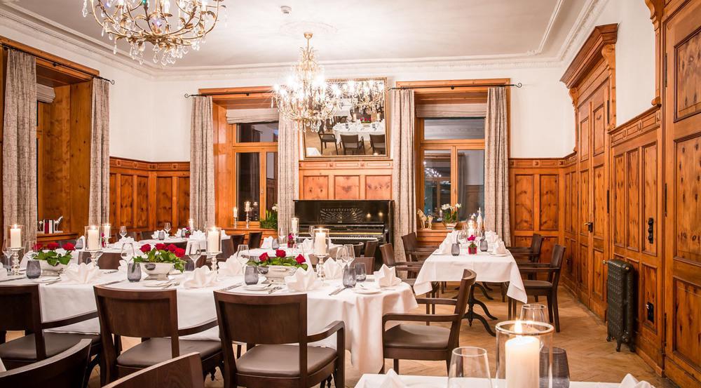 Originalgetreu renoviert: Romantik-Restaurant La Belle Époque