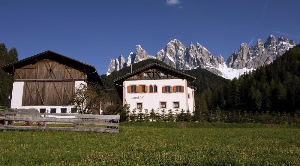 Der Ranuihof ist ein ehemaliger Jagdsitz aus dem 12. Jahrhundert