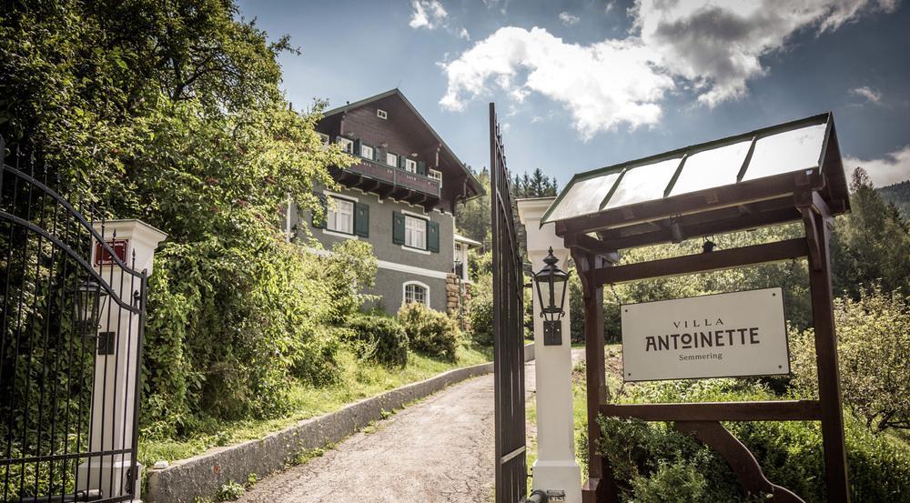 Jugendstil-Schmuckstück in Simmerin: die Villa Antoinette