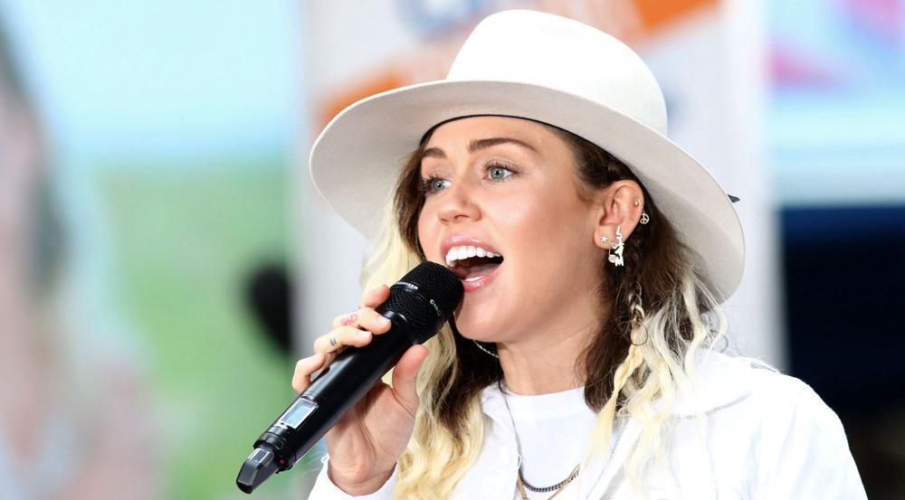 Hat sie oder hat sie nicht? Miley Cyrus