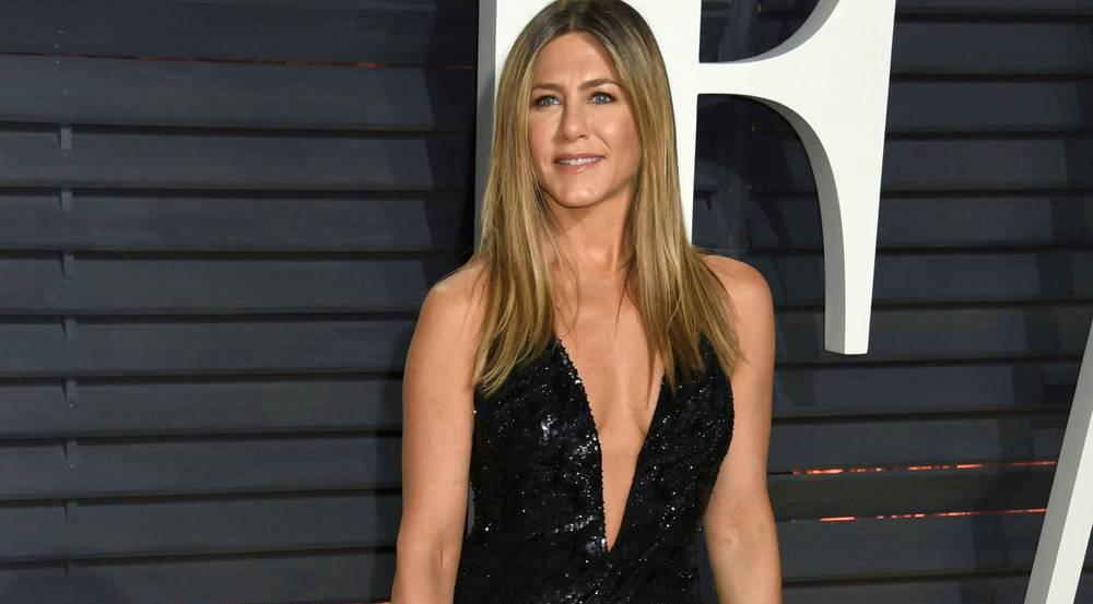 Jennifer Aniston trainiert hart - das sieht man