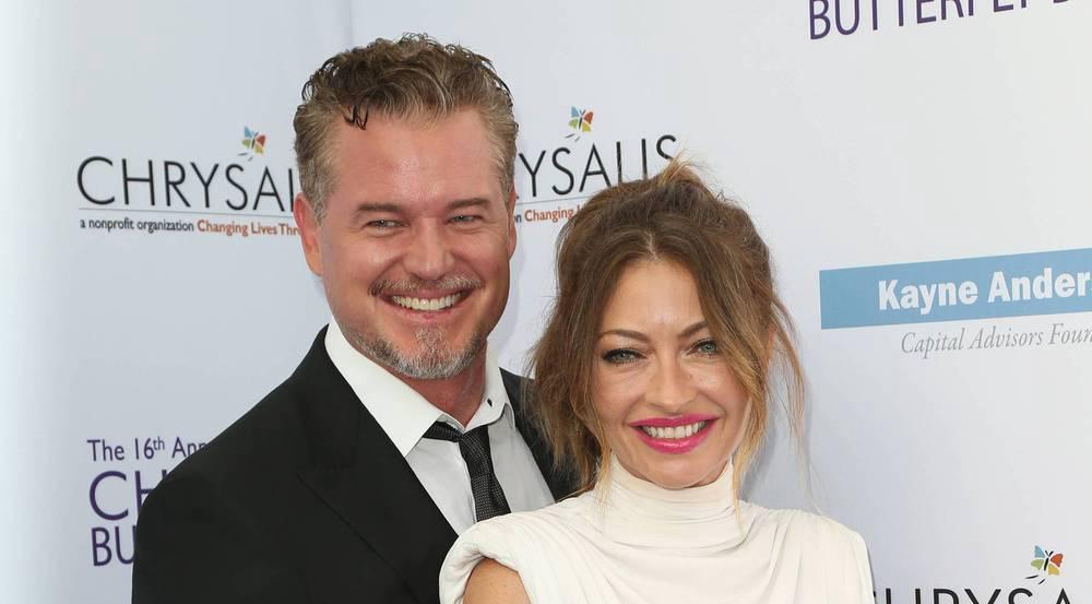Schwere Zeiten für Eric Dane und seine Frau Rebecca Gayheart