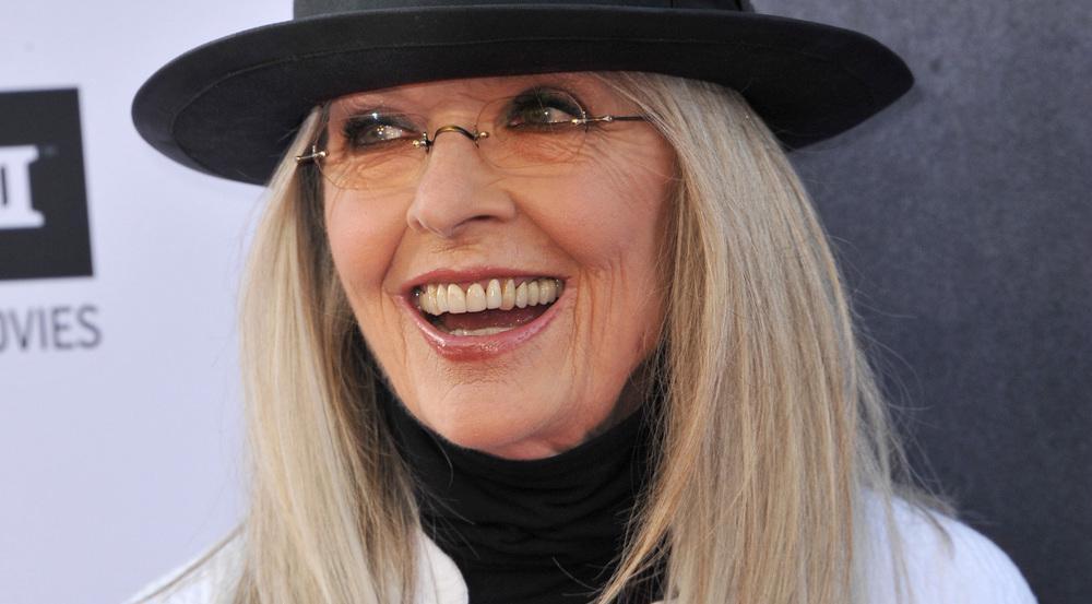 Diane Keaton glaub nicht mehr, dass sie den Richtigen findet