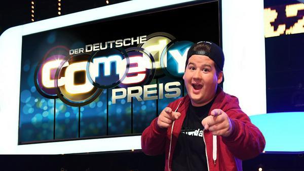 Als Moderator für den Deutschen Comedypreis 2017 wurde Komiker Chris Tall engagiert