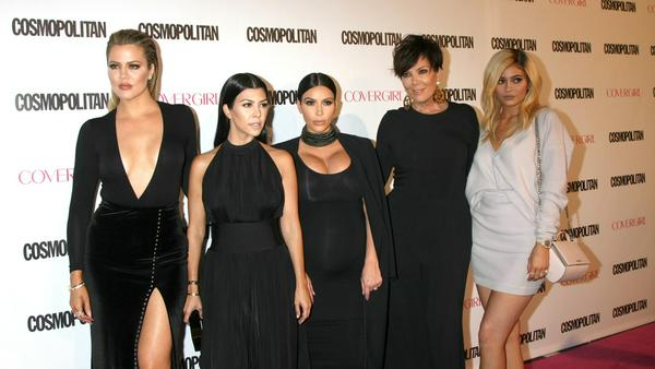 Haben einen sehr lukrativen Deal eingetütet: Der Kardashian-Jenner-Clan