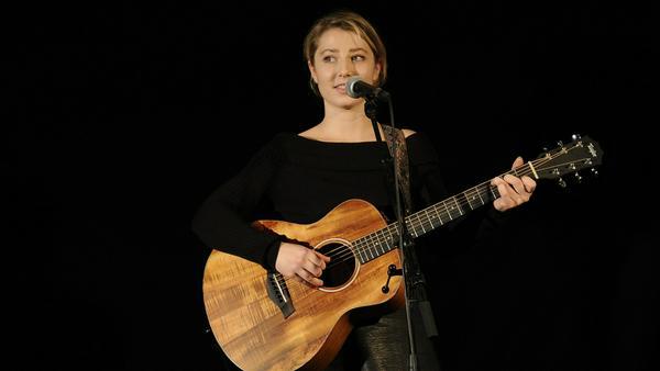 Sorgte für ein musikalisches Highlight: Newcomerin Marie Bothmer