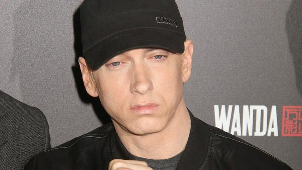 US-Rapper Eminem lässt sich nicht auf der Nase herumtanzen