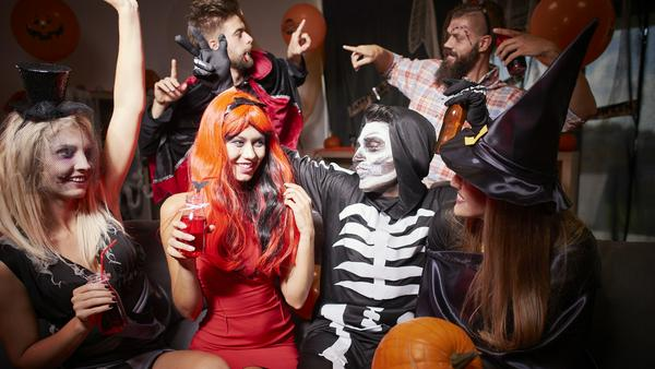 Grusel, Gespenster, geile Zeit: So wird die Halloween-Party ein voller Erfolg