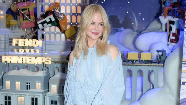 Nicole Kidman weiß, was gut aussieht
